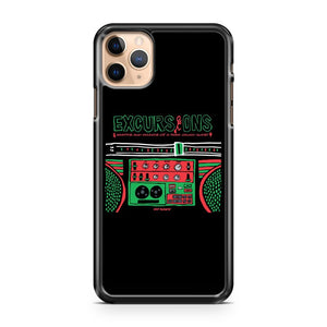 A Tribe Called Quest Excursions iPhone 11 Pro Max Case Cover | CaseSupplyUSA