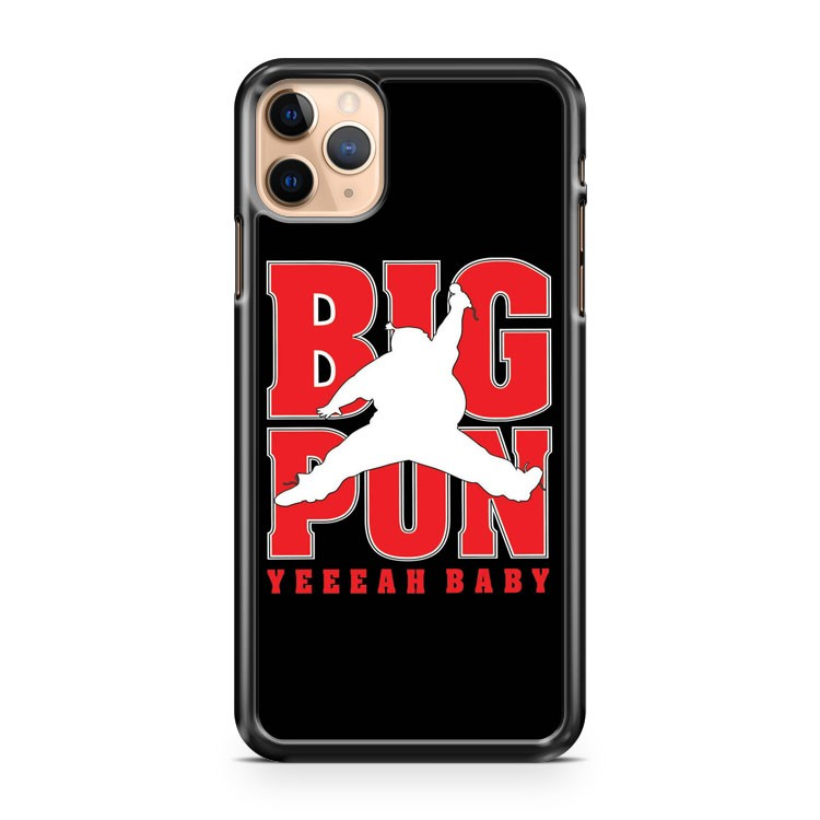 Air Pun Big Pun Rapper Hip Hop iPhone 11 Pro Max Case Cover | CaseSupplyUSA