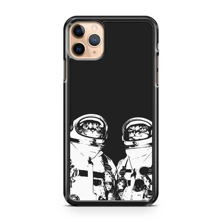 Cat Astronauts 3 iPhone 11 Pro Max Case Cover | CaseSupplyUSA