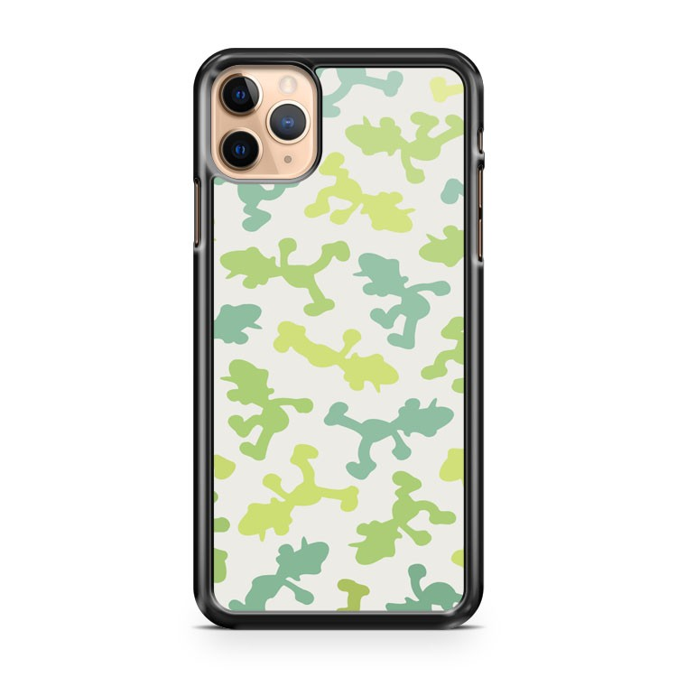 nintendo ds3 luigi iPhone 11 Pro Max Case Cover
