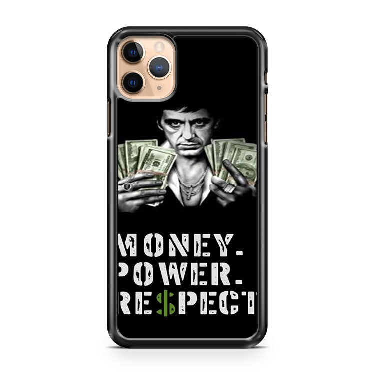 scarface money iPhone 11 Pro Max Case Cover