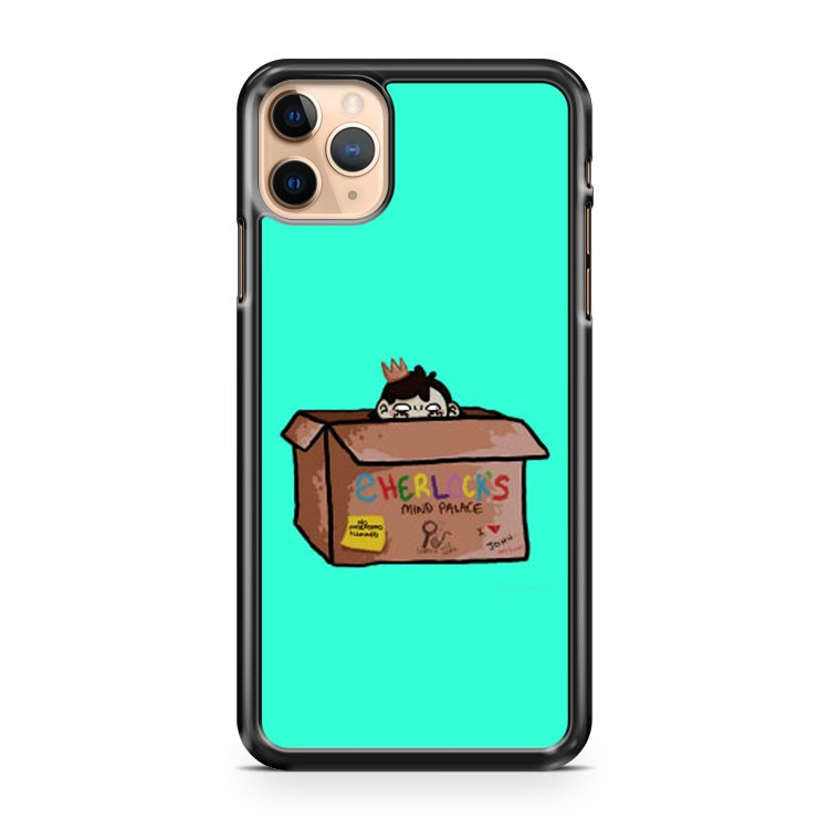 Sherlock s Mind Palace iPhone 11 Pro Max Case Cover