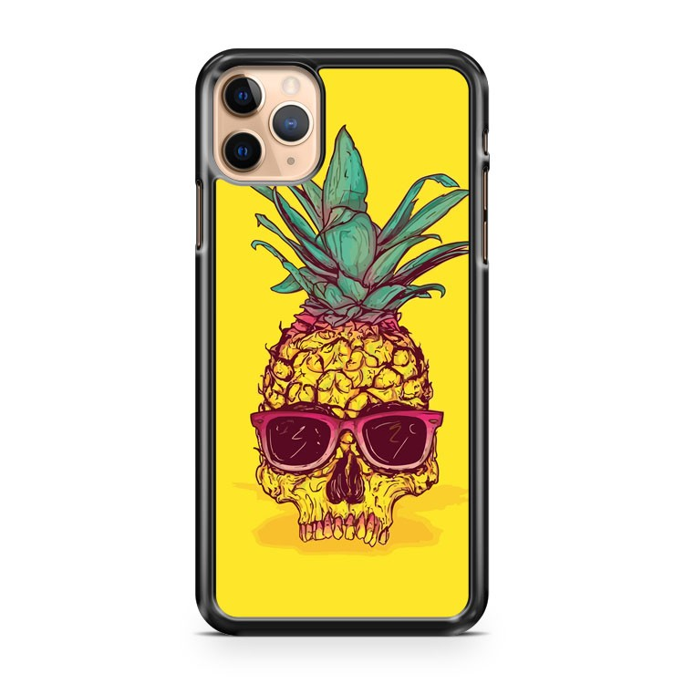 skull pineapple 2 iPhone 11 Pro Max Case Cover