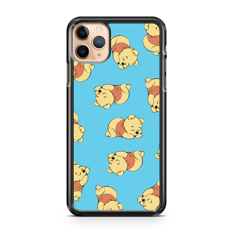 Sleepy Pooh iPhone 11 Pro Max Case Cover