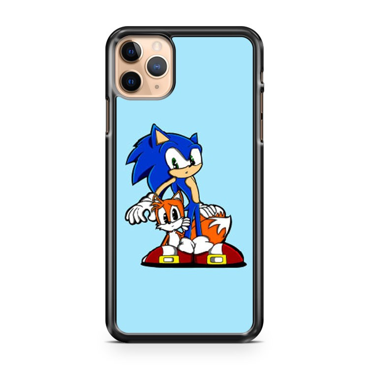 SONIC THE HEDGEHOG SONIC & TAILS iPhone 11 Pro Max Case Cover
