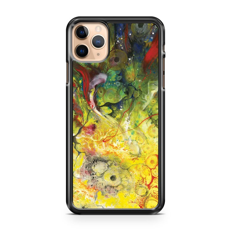 Abstract Draw iPhone 11 Pro Max Case Cover | CaseSupplyUSA