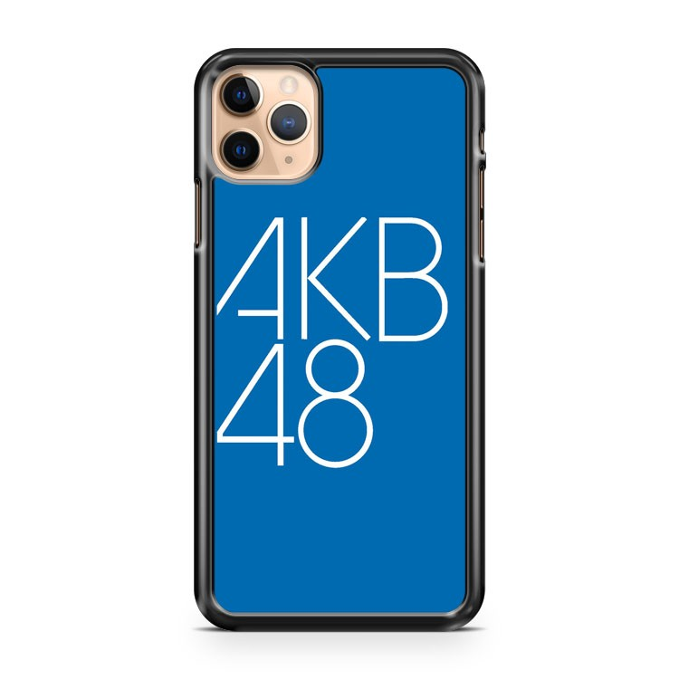 AKB48 BLUE iPhone 11 Pro Max Case Cover | CaseSupplyUSA