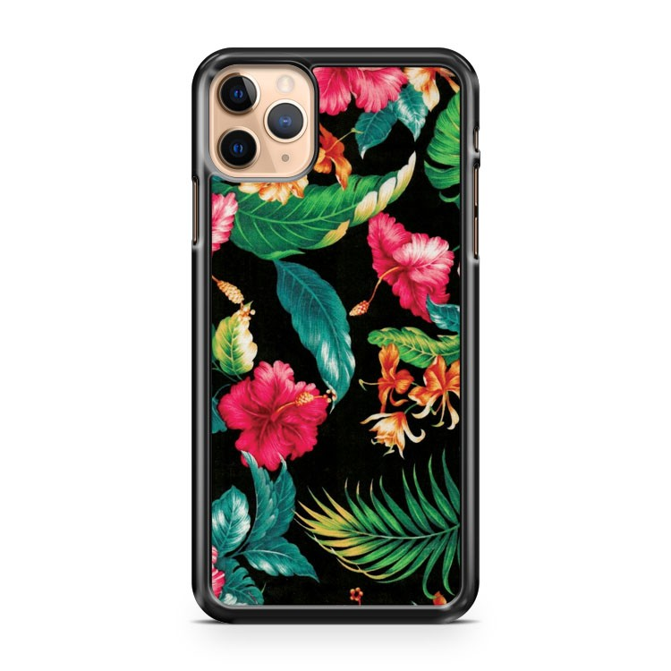 Ankit Tropical Floral iPhone 11 Pro Max Case Cover | CaseSupplyUSA