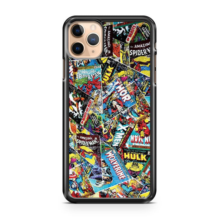 Anymode Marvel Comics Avengers iPhone 11 Pro Max Case Cover | CaseSupplyUSA