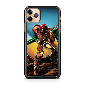 ARMORED MAIDEN THE HUNTER iPhone 11 Pro Max Case Cover | CaseSupplyUSA