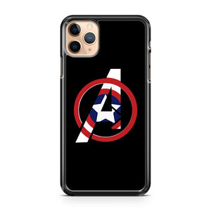 Captain America Avengers 2 iPhone 11 Pro Max Case Cover | CaseSupplyUSA