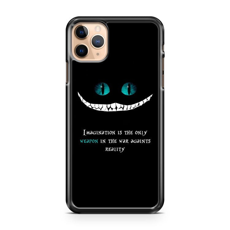CHESHIRE CAT Quotes 2 iPhone 11 Pro Max Case Cover | CaseSupplyUSA