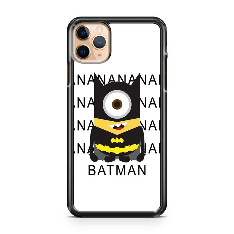 Minion Batman iPhone 11 Pro Max Case Cover