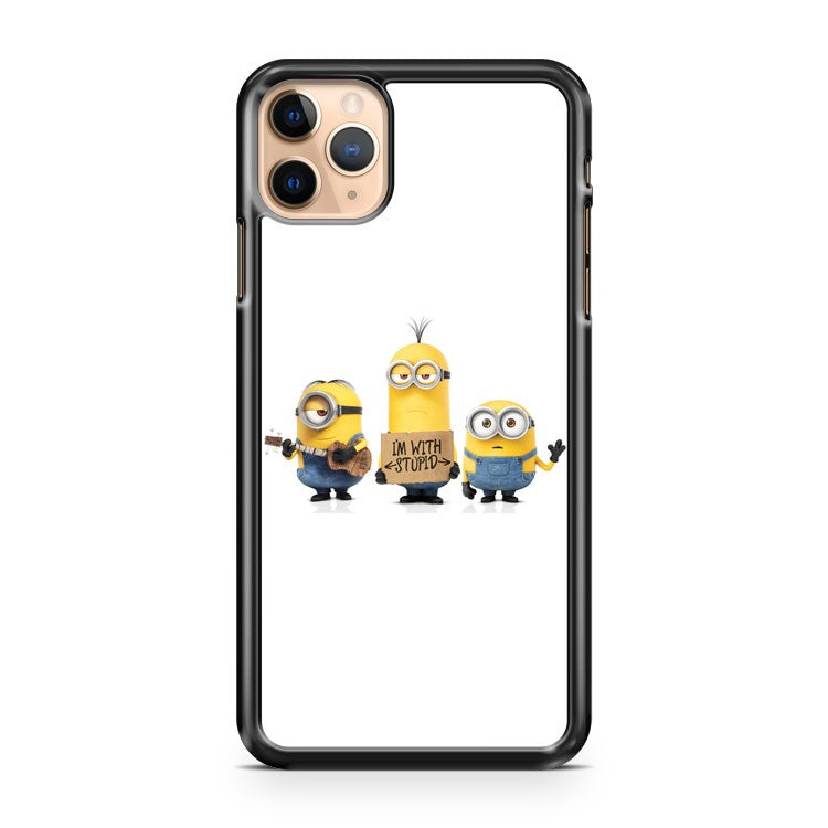 MINIONS iPhone 11 Pro Max Case Cover