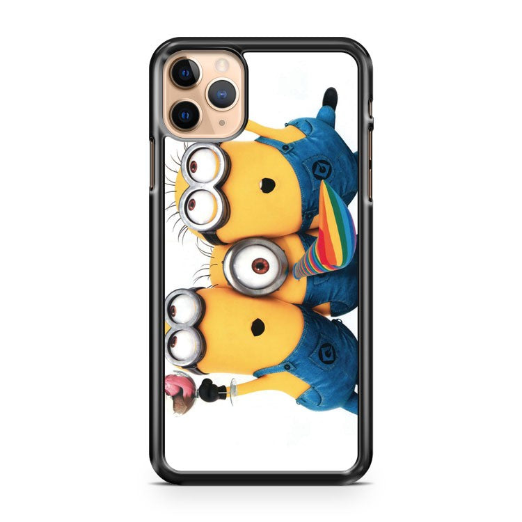 Minions Shake iPhone 11 Pro Max Case Cover