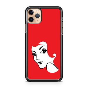 MISS REDHEAD iPhone 11 Pro Max Case Cover