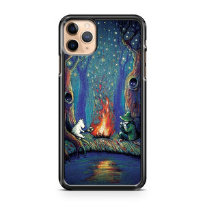 MOOMIN S NIGHT iPhone 11 Pro Max Case Cover