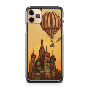 MOVING TO MOSCOW iPhone 11 Pro Max Case Cover