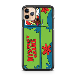 Mystery Machine Van Scooby Doo iPhone 11 Pro Max Case Cover