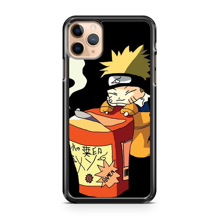 NARUTO WITH RAMEN iPhone 11 Pro Max Case Cover