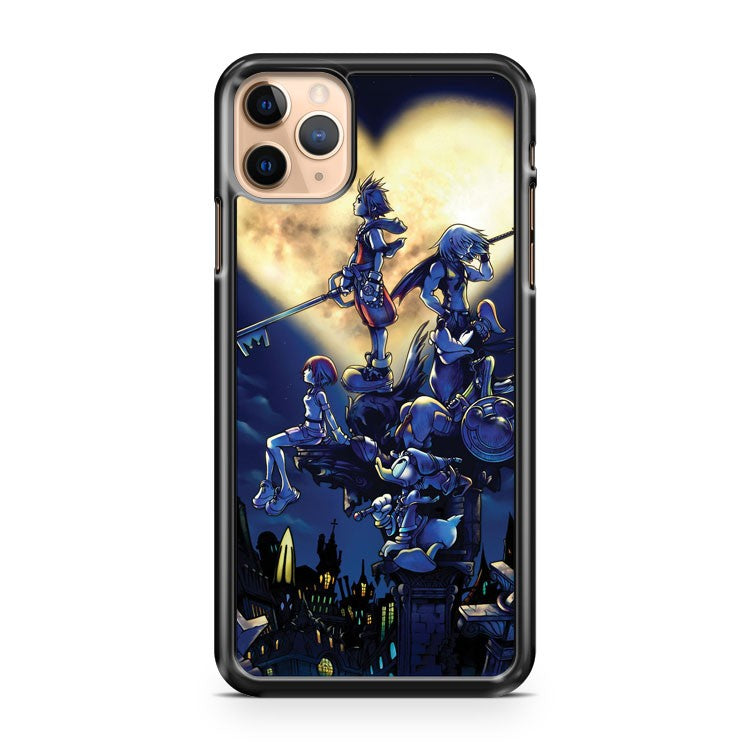 NEW KINGDOM HEARTS GAMER iPhone 11 Pro Max Case Cover