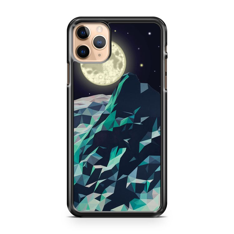 NIGHT MOUNTAINS 2 iPhone 11 Pro Max Case Cover
