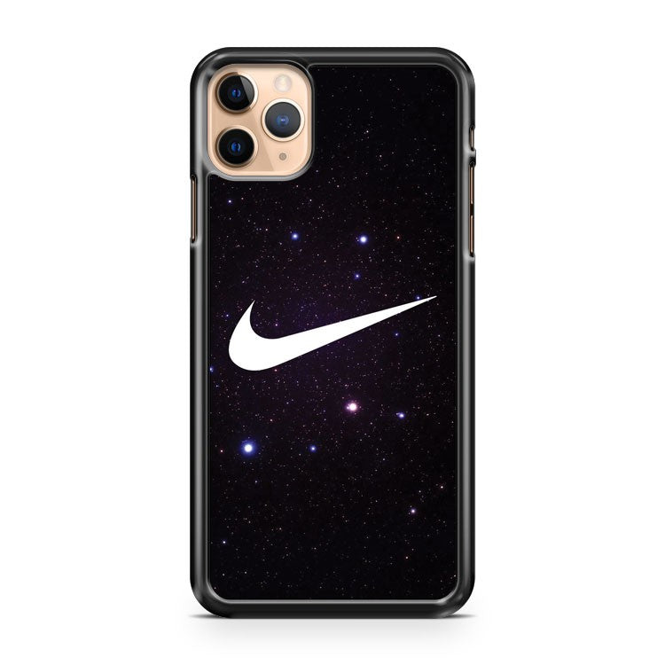 Nike Just Do It Glitter Basket Ball iPhone 11 Pro Max Case Cover