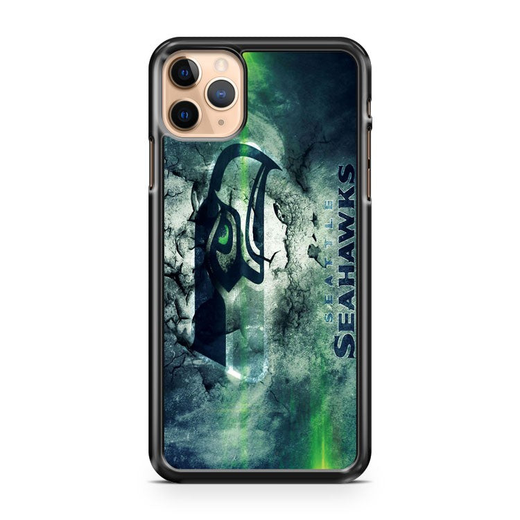 Seattle Seahawks 1 iPhone 11 Pro Max Case Cover