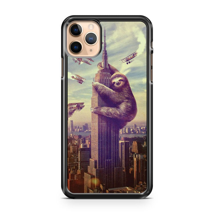 SLOTH KONG iPhone 11 Pro Max Case Cover