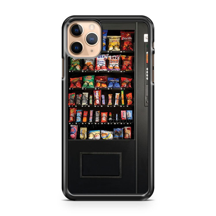 Snack Vending Machine iPhone 11 Pro Max Case Cover