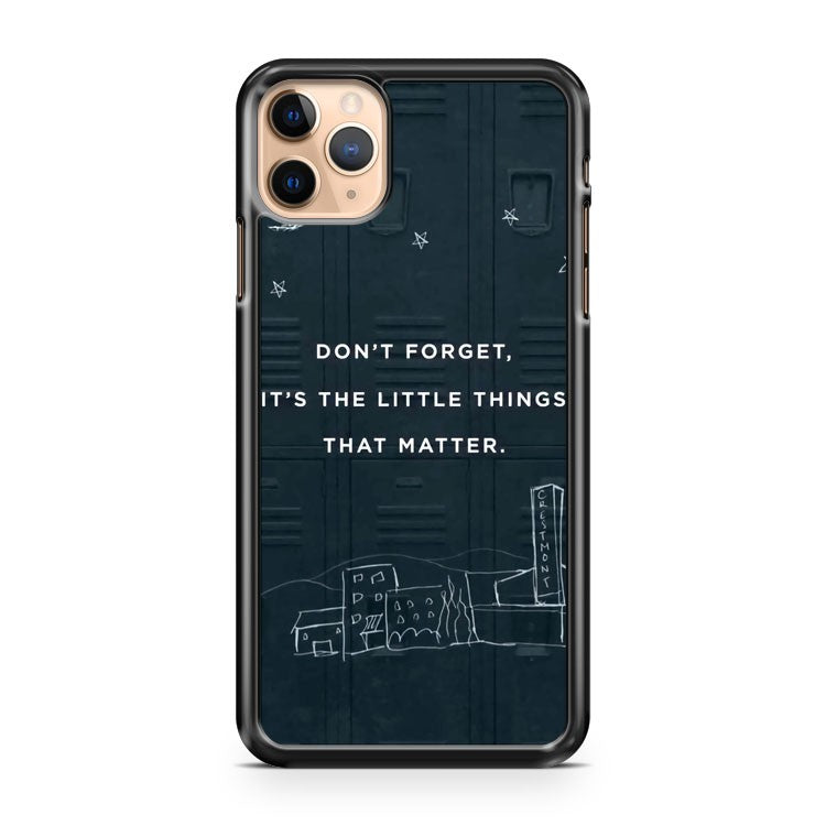 13 reasons why quotes iPhone 11 Pro Max Case Cover | CaseSupplyUSA