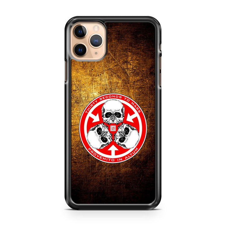 30 Seconds to Mars 2 iPhone 11 Pro Max Case Cover | CaseSupplyUSA