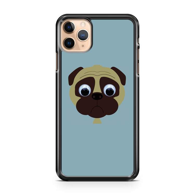 242 Doug Pug iPhone 11 Pro Max Case Cover | CaseSupplyUSA