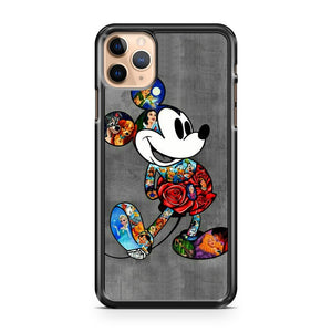 All characters disney in mickey mouse iPhone 11 Pro Max Case Cover | CaseSupplyUSA
