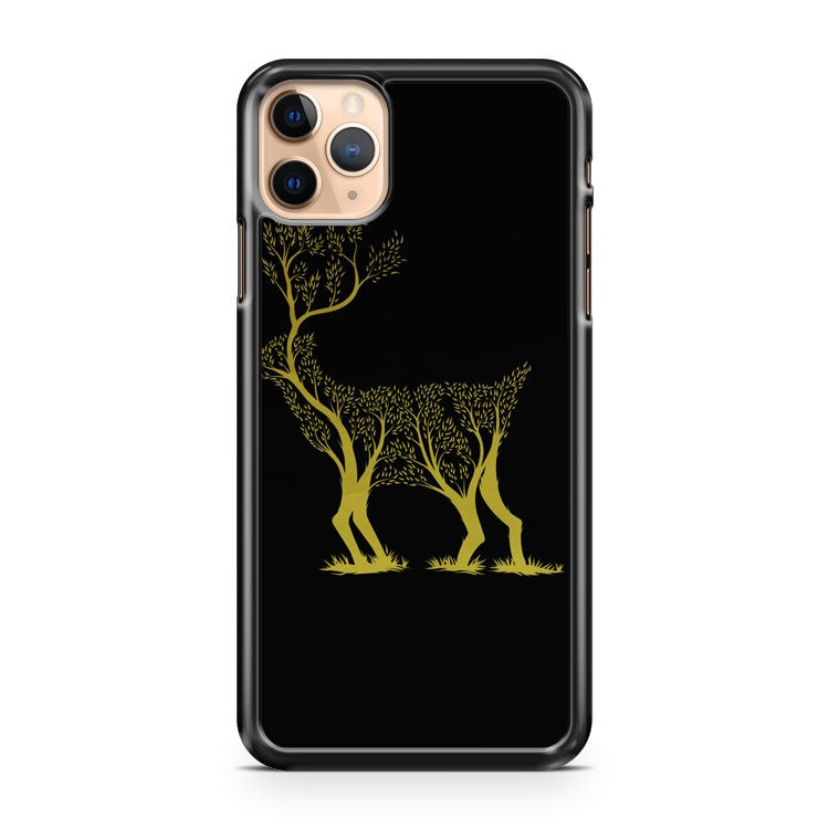 Amazing DEER TREE 2 iPhone 11 Pro Max Case Cover | CaseSupplyUSA