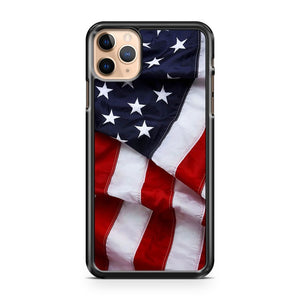 American flag 3 iPhone 11 Pro Max Case Cover | CaseSupplyUSA