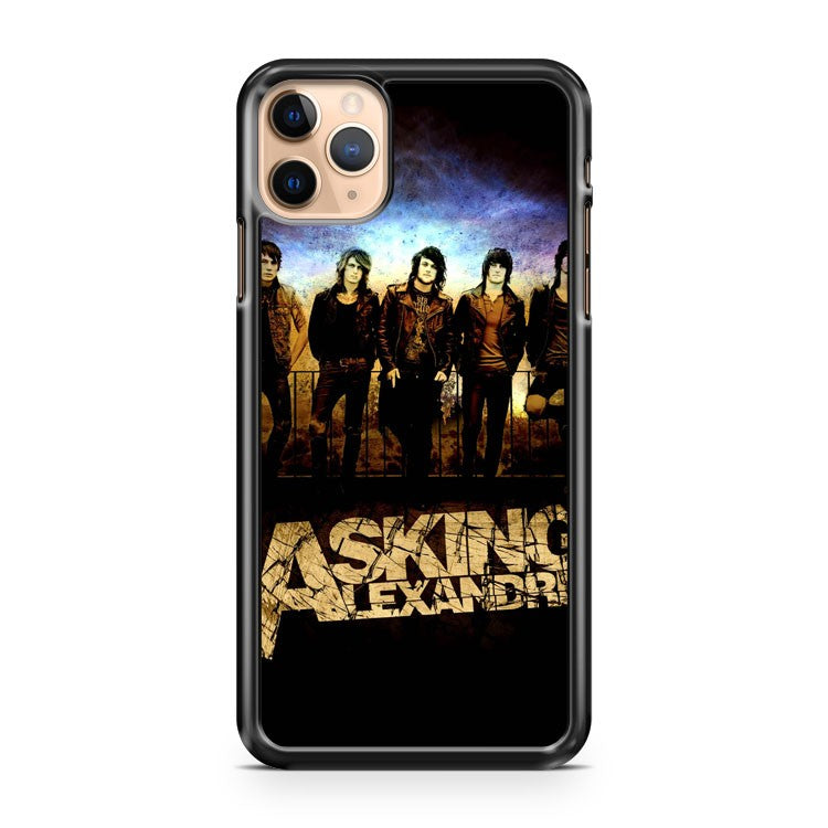 asking alexandria reckless and relentless iPhone 11 Pro Max Case Cover | CaseSupplyUSA