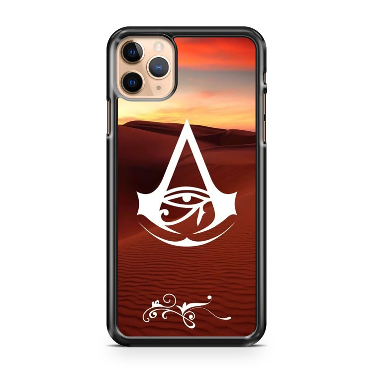 Assassin s Creed Logo iPhone 11 Pro Max Case Cover | CaseSupplyUSA