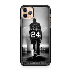 Hot NBA Basketball Player Kobe Bryant Cool Back iPhone 11 Pro Max Case Cover
