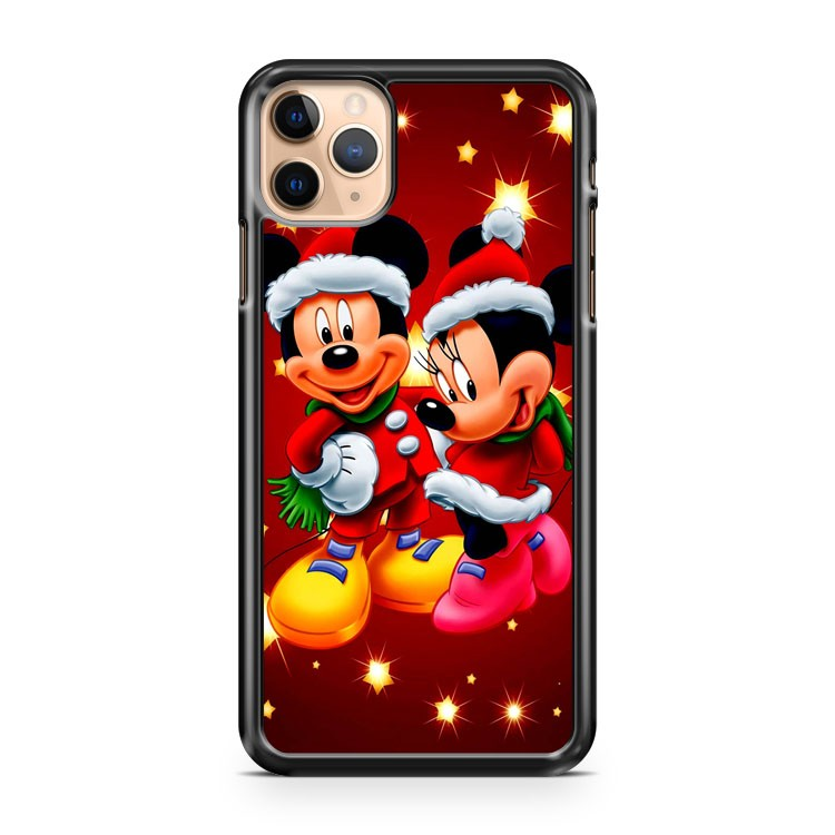 Mickey Mouse Xmas Design iPhone 11 Pro Max Case Cover