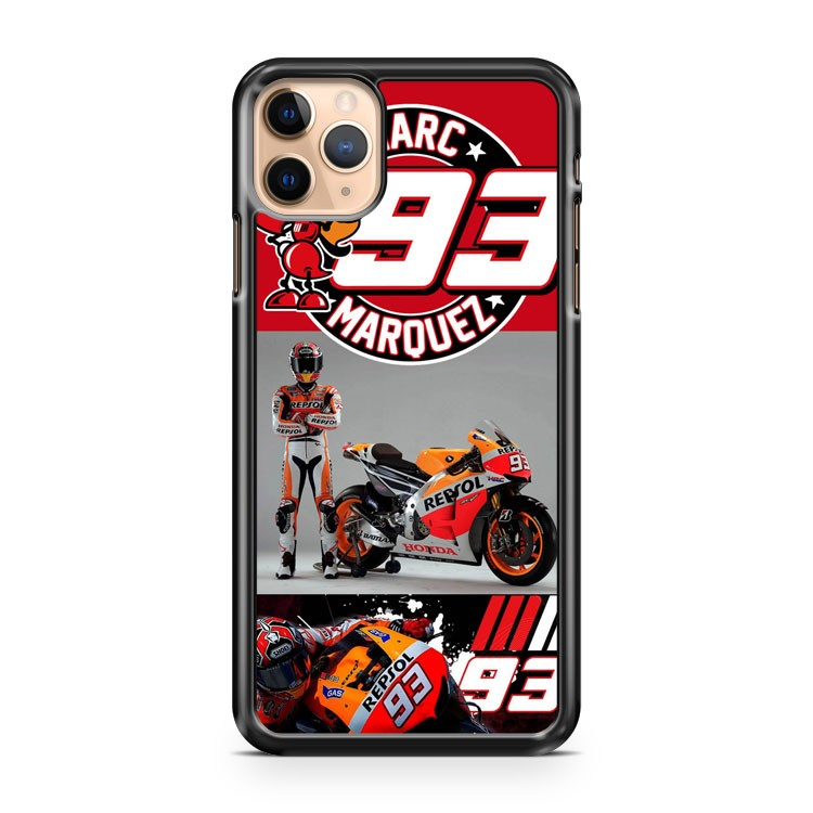 Motogp Marc Marquez iPhone 11 Pro Max Case Cover