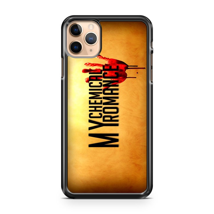 My Chemical Romance 2 iPhone 11 Pro Max Case Cover