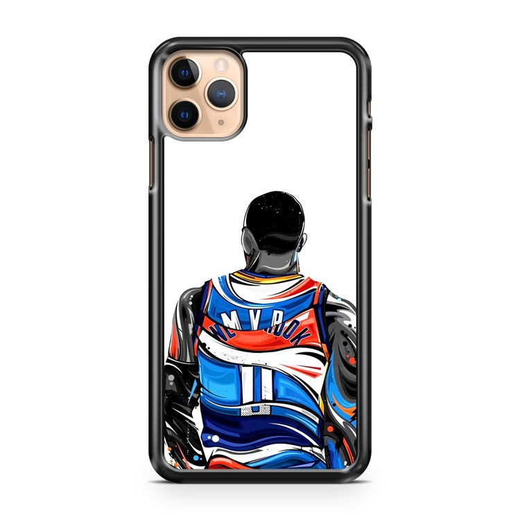 NBA 2k18 Russell Westbrook iPhone 11 Pro Max Case Cover