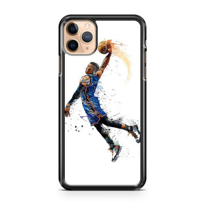 NBA Famous Basketball Player Russell Westbrook iPhone 11 Pro Max Case Cover