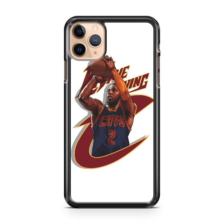 NBA Famous Basketball Players kyrie Irving iPhone 11 Pro Max Case Cover