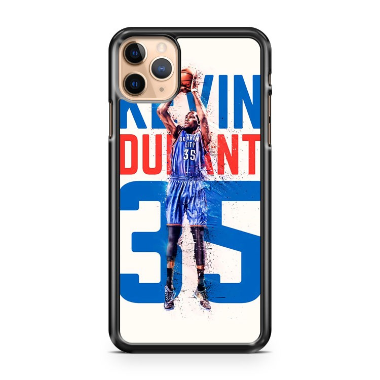nba stephen curry lebron james kevin durant iPhone 11 Pro Max Case Cover