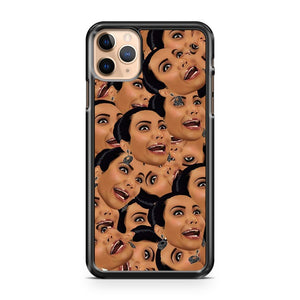 NEW TREND kim kardashian emoji iPhone 11 Pro Max Case Cover