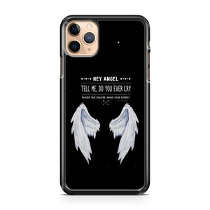 Niall Horan Hey Angel One Direction iPhone 11 Pro Max Case Cover