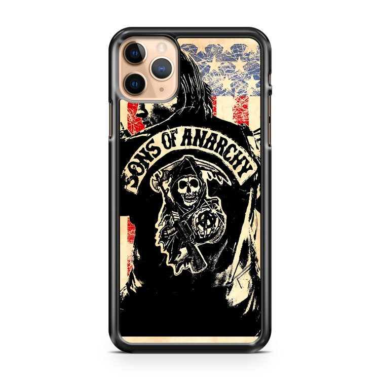 Sons Of Anarchy iPhone 11 Pro Max Case Cover