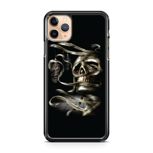 3d skull the mummy iPhone 11 Pro Max Case Cover | CaseSupplyUSA